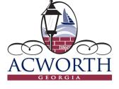 City of Acworth logo