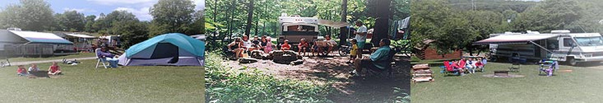 Campsites On Lake Allatoona