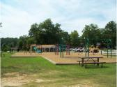 Cauble Park Playground at Lake Acworth