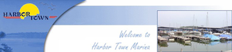 Harbor Town Marina Lake Allatoona logo