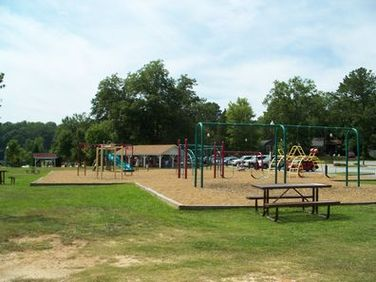 Play Ground in Cauble Pake at Lake Acworth